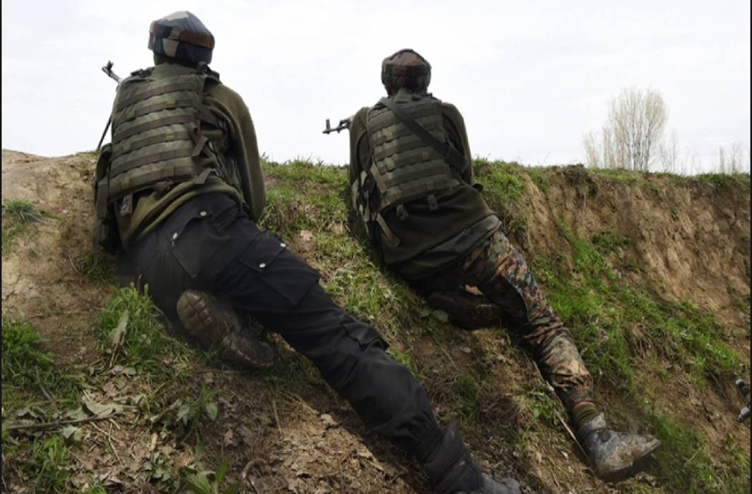 4 militants killed in encounter in J&K's Pulwama