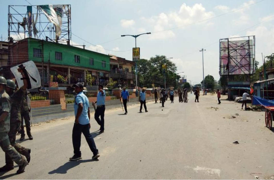 BJP-TMC-workers-clashes