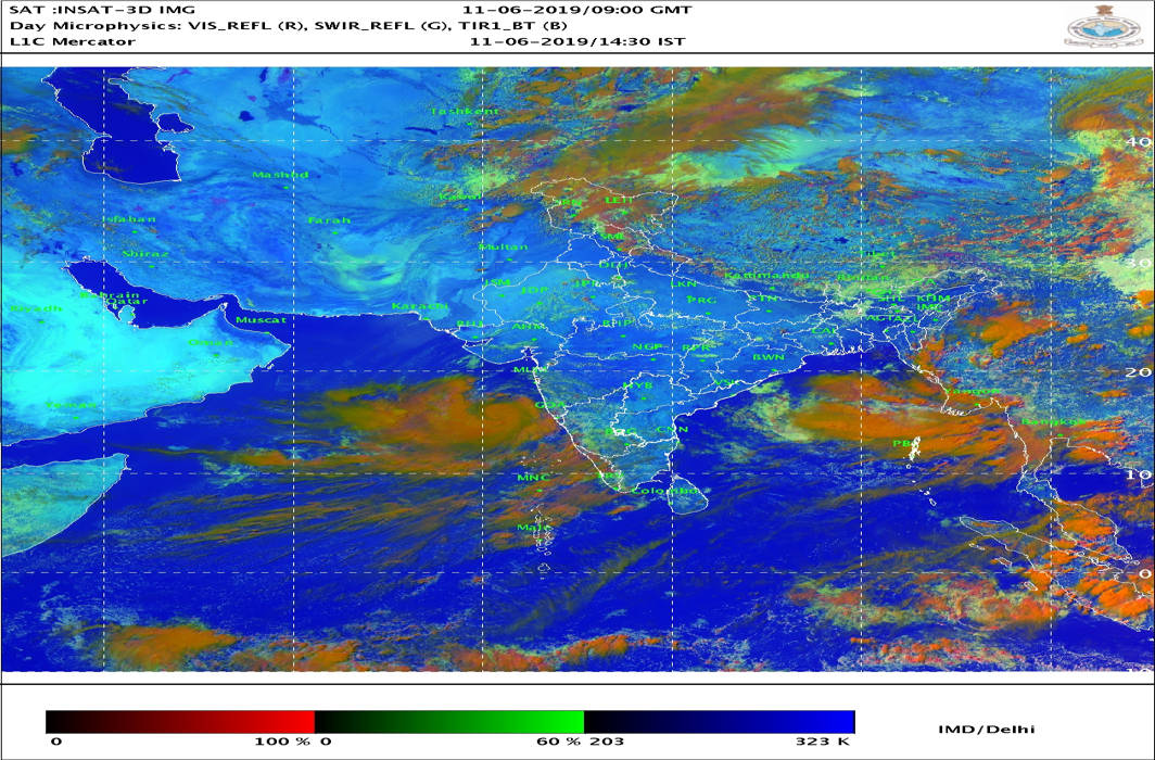 Cyclone Vayu to hit Gujarat on June 13 morning, delay northward progress of monsoon