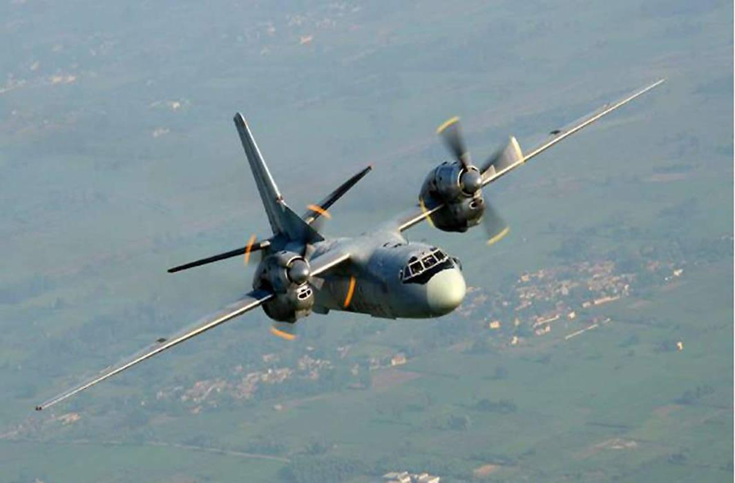 AN 32 Aircraft