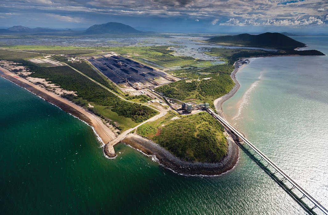 Coal Mine Project in Australia