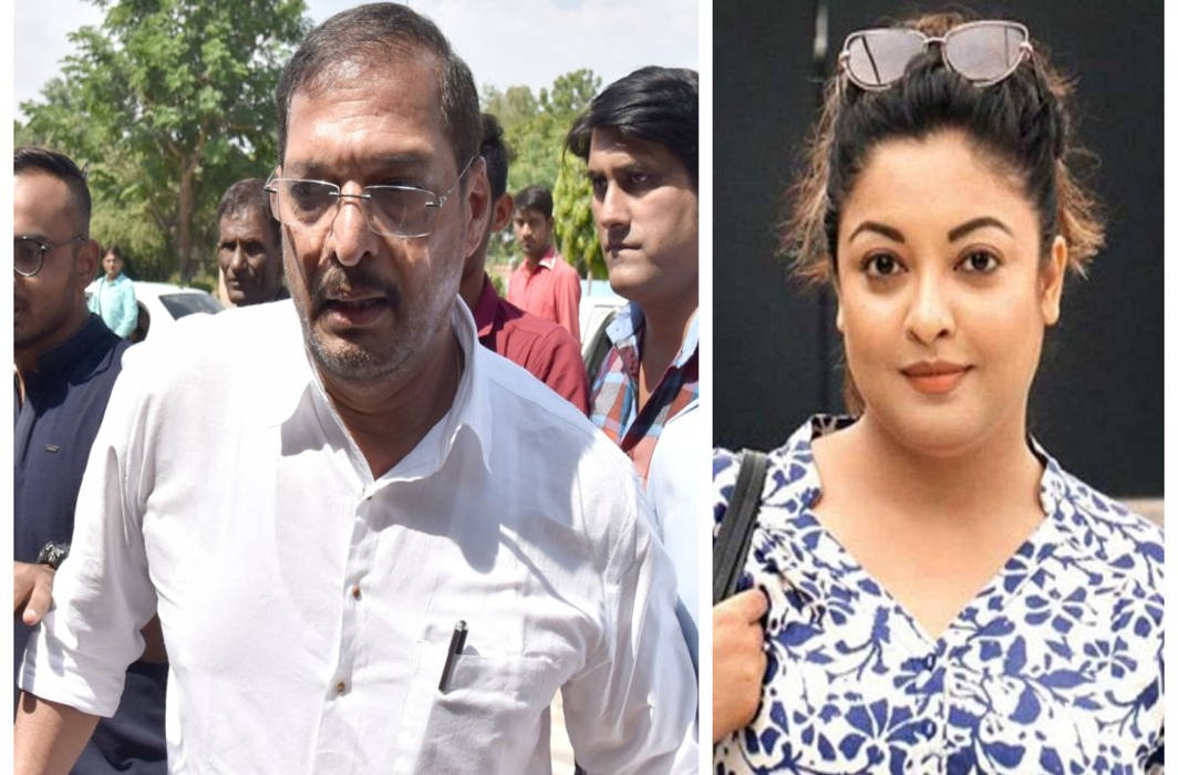 Nana Patekar gets clean chit in #MeToo case filed by Tanushree Dutta