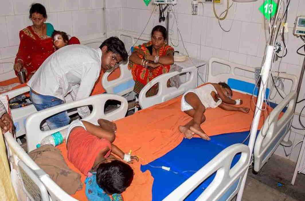Bihar govt wakes up, concedes Encephalitis claiming children's lives in Muzaffarpur