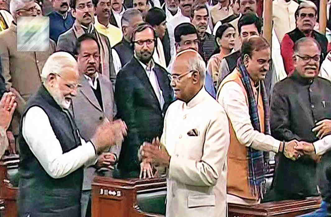 President Ram Nath Kovind endorses Modi govt's work, lays out its priorities