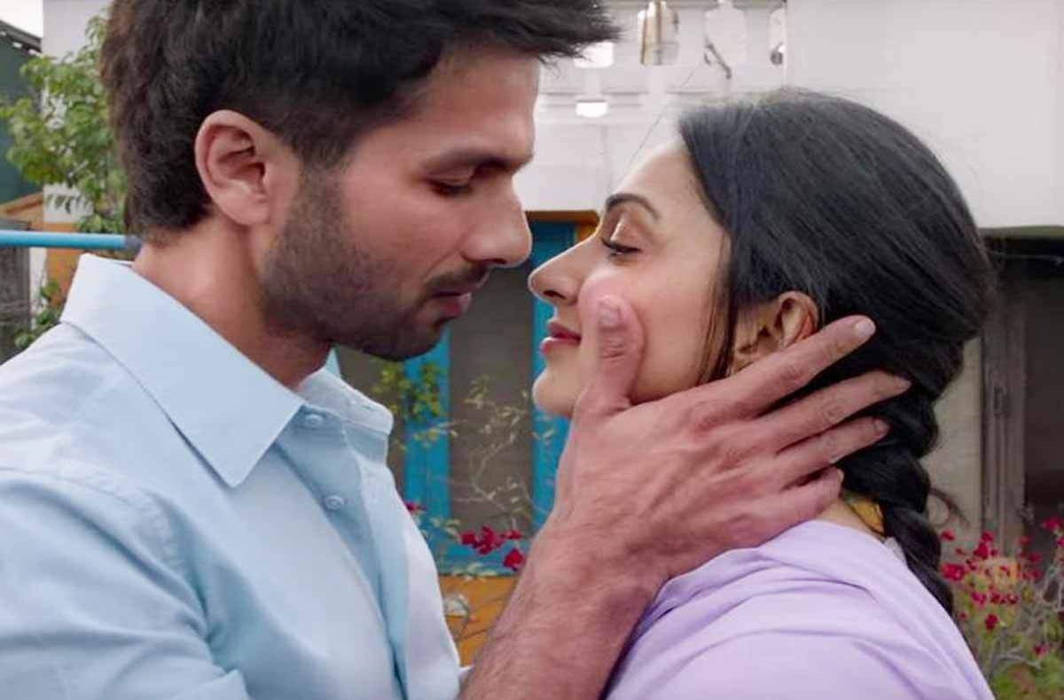 Shahid Kapoor-Kiara Advani starrer Kabir Singh leading towards Rs 100 crore club