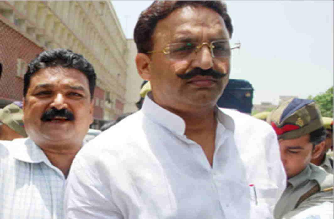 CBI court acquits Mukhtar Ansari in BJP MLA Krishnanand Rai's murder case