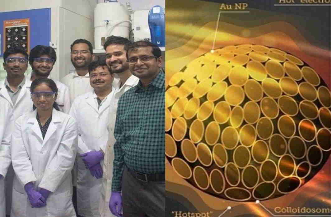 Indian scientists develop Black Gold, wonder material that absorbs light and carbon