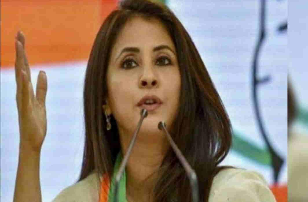 Urmila Matondkar pointed out party leaders' blunders week before Lok Sabha results