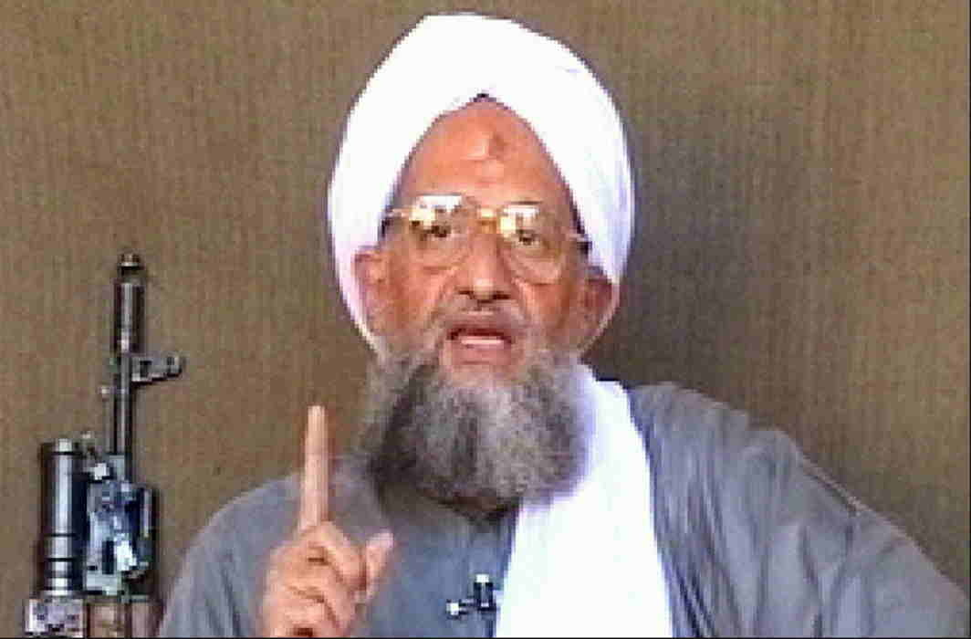 Al Qaeda chief urges Mujahideen in Kashmir to inflict unrelenting blows on Indian Army