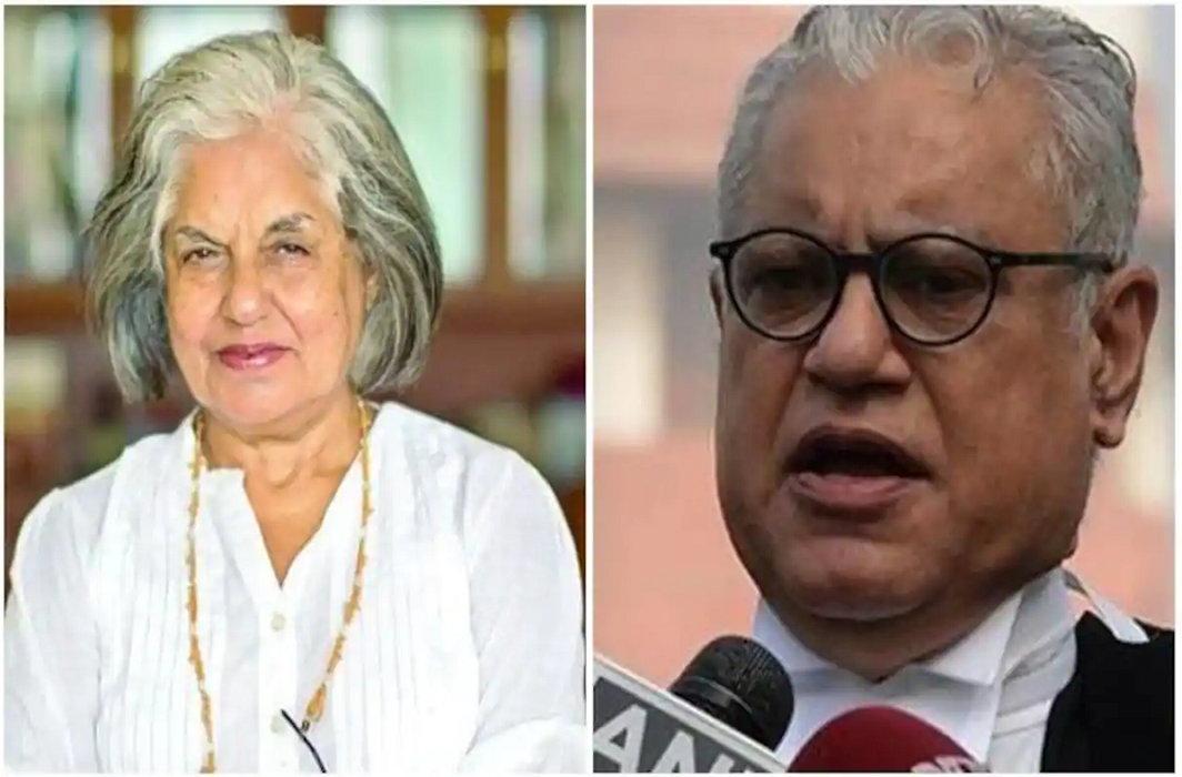 CBI raids senior advocates Indira Jaising, Anand Grover for FCRA violation