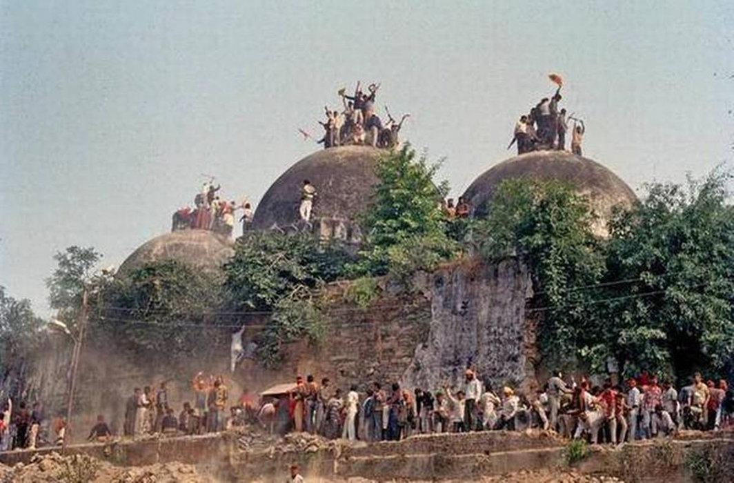 Babri Masjid demolition case: Spl judge moves SC seeking more time to complete trial