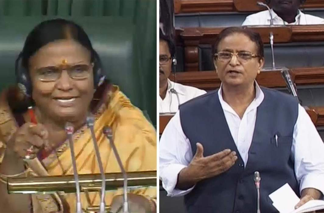Lok Sabha unites for action against Azam Khan for his sexist remarks