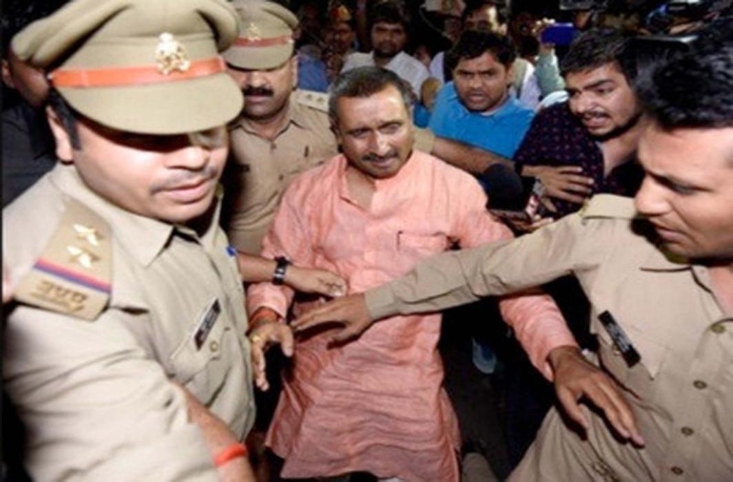 Unnao case: Kuldeep Sengar shifted to Tihar, rape survivor to be brought to AIIMS