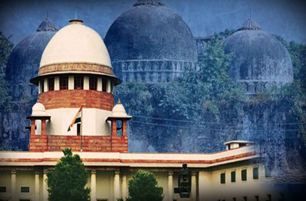 Ayodhya case: Nirmohi Akhara tells SC no Muslims allowed into structure since 1932