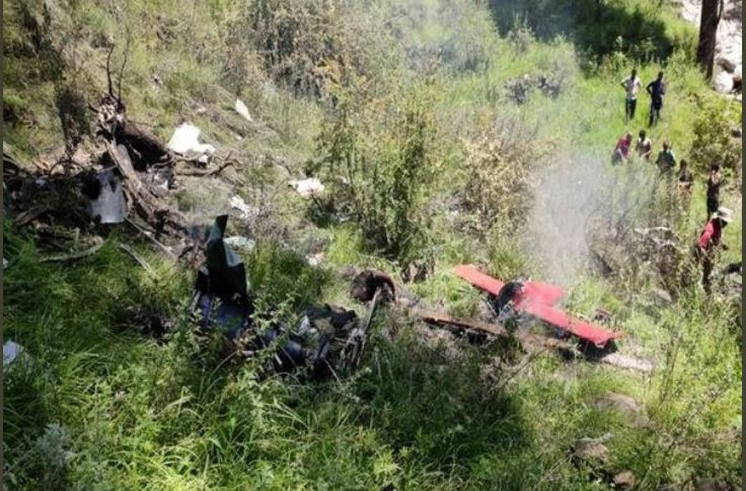 Flood rescue mission in Uttarkhand goes fatal: 3 died in Helicopter crash