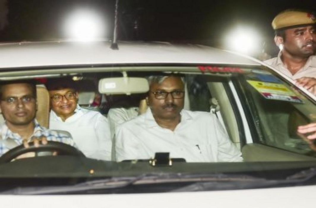 Arrested last night, Chidambaram to be in CBI custody till August 26