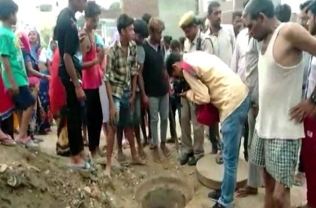 Sanitation killed 5 men in Ghaziabad