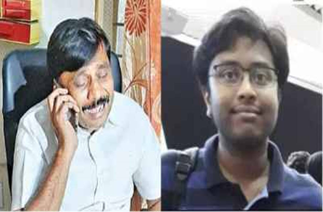 Telangana BJP Leader's son goes missing in United Kingdom