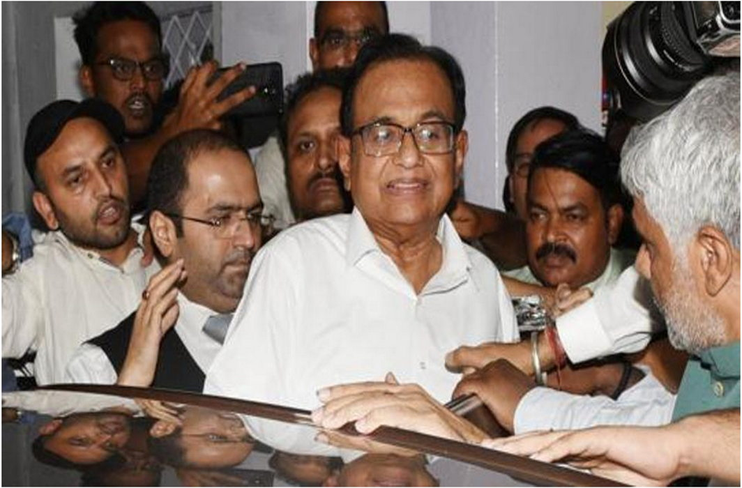 Chidambaram gets another day's protection from arrest by ED; CBI custody stays till Aug 30