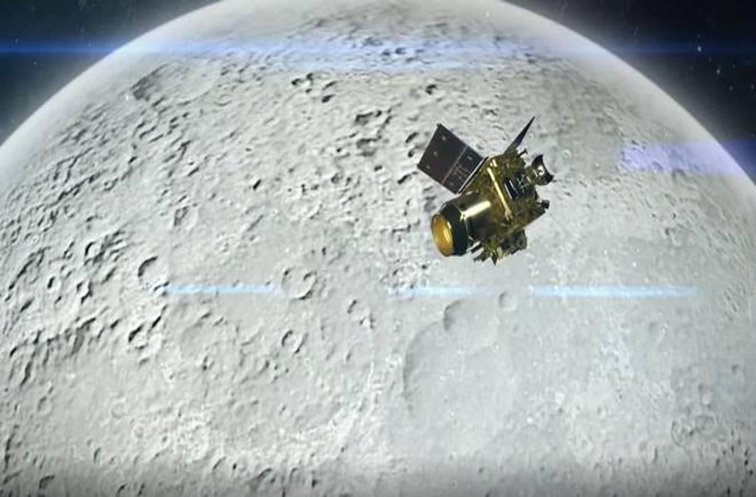 Chandrayaan-2 at 4th moon orbit