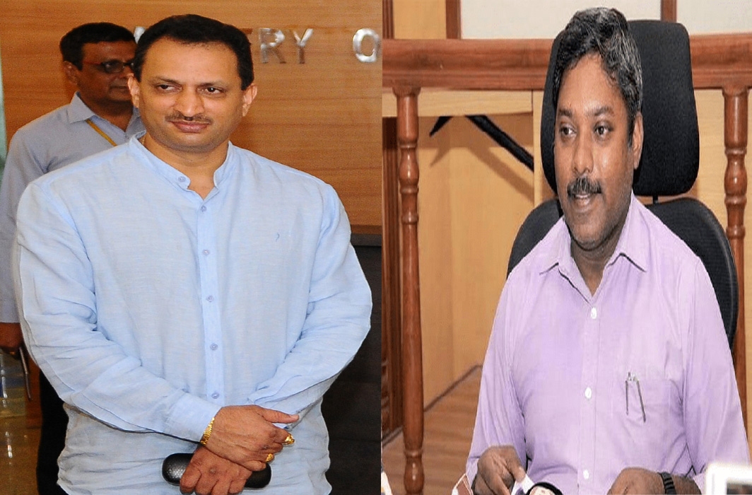 MP Anant Kumar Hegde calls IAS officer who resigned traitor, should go to Pakistan