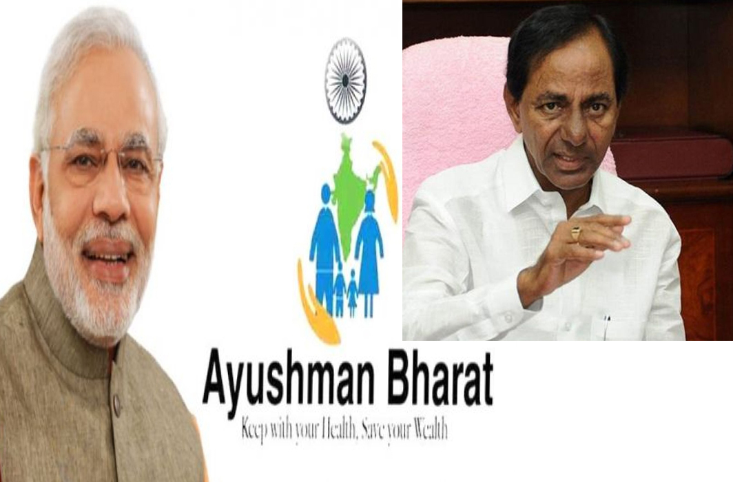 Telangana CM rejects Centre's Ayushman Bharat for state medical health scheme