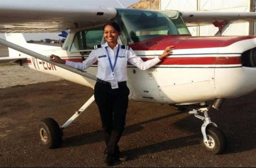 Anupriya Lakra becomes first woman pilot from Odisha's Naxal-Hit Region
