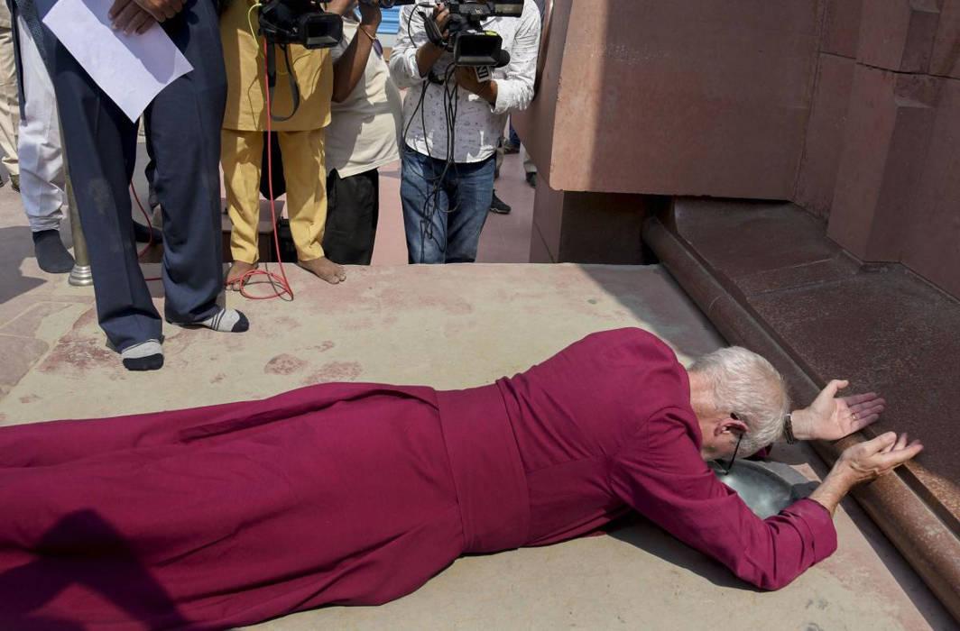 'Profound shame': Archbishop of Canterbury mourns Jallianwala killings