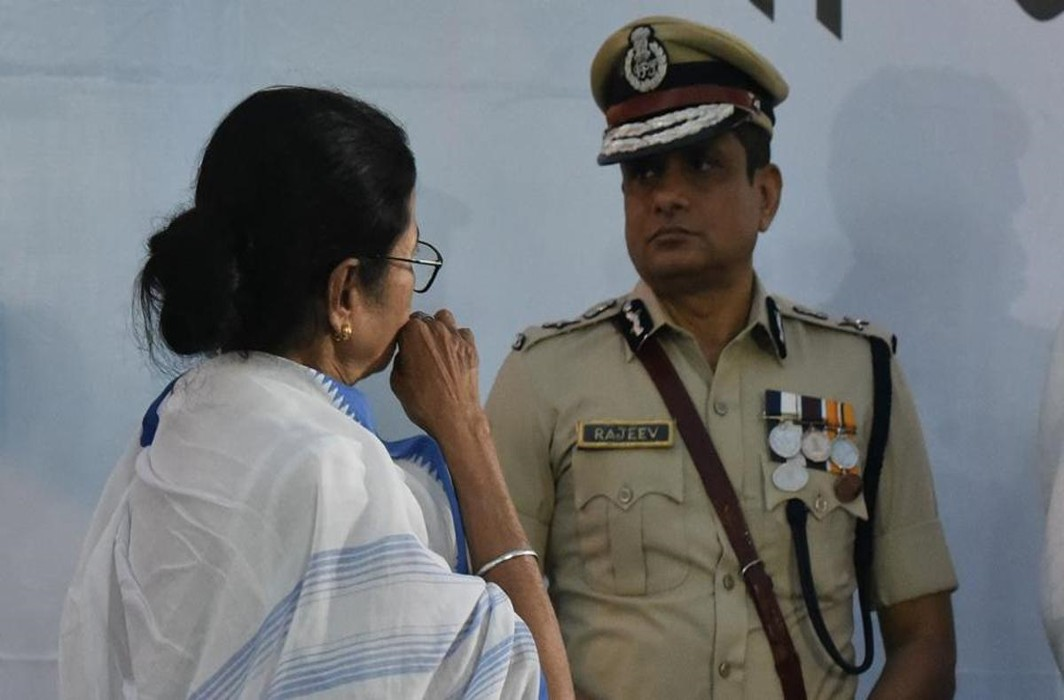 Mamata Banerjee Rajeev Kr