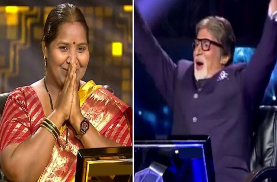 Mid-day Meals Cook is KBC 11 Second Crorepati