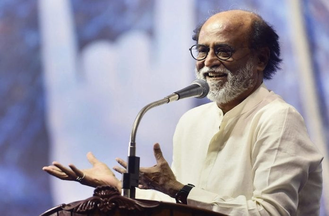 No South state will accept Hindi imposition: Rajinikanth opposes Hindi imposition