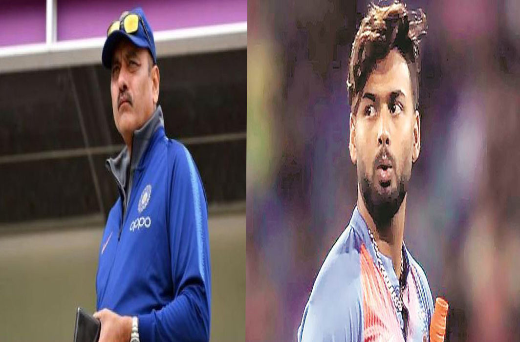 'Rishabh Pant is different, he is world class… will back him to the hilt': Coach Ravi Shastri