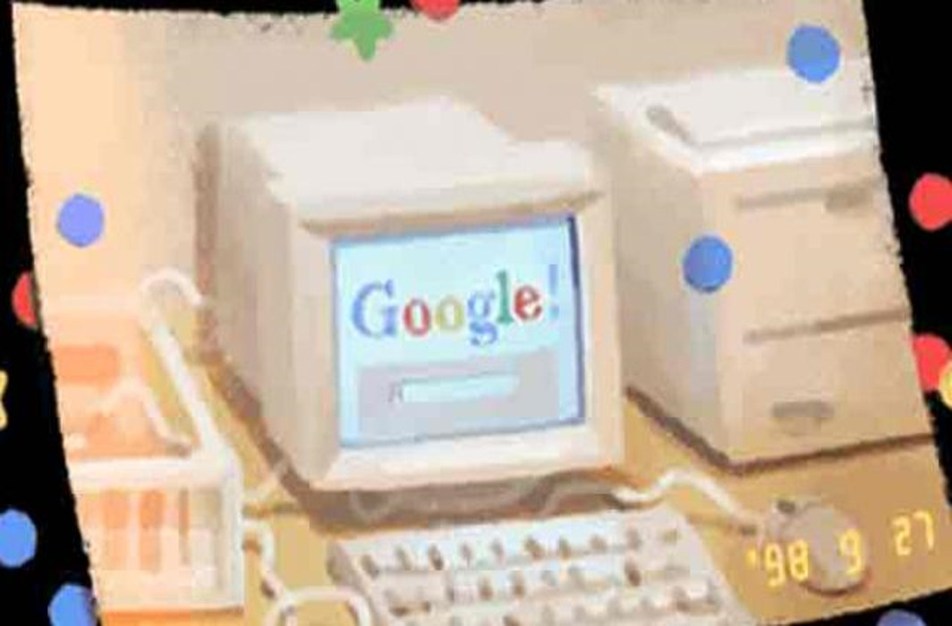 Google 21st Birthday On September 27th - Here Is The Doodle