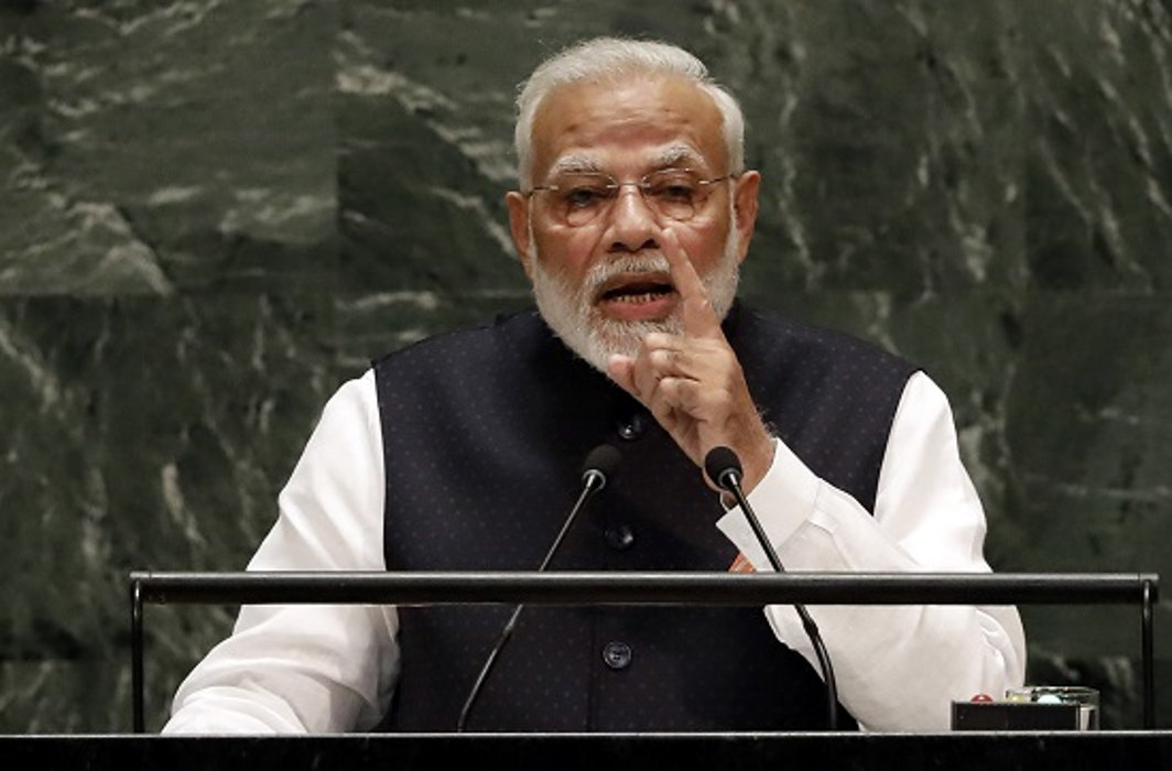 Prime Minister Narendra Modi's 17 minutes speech at UNGA - Full Text
