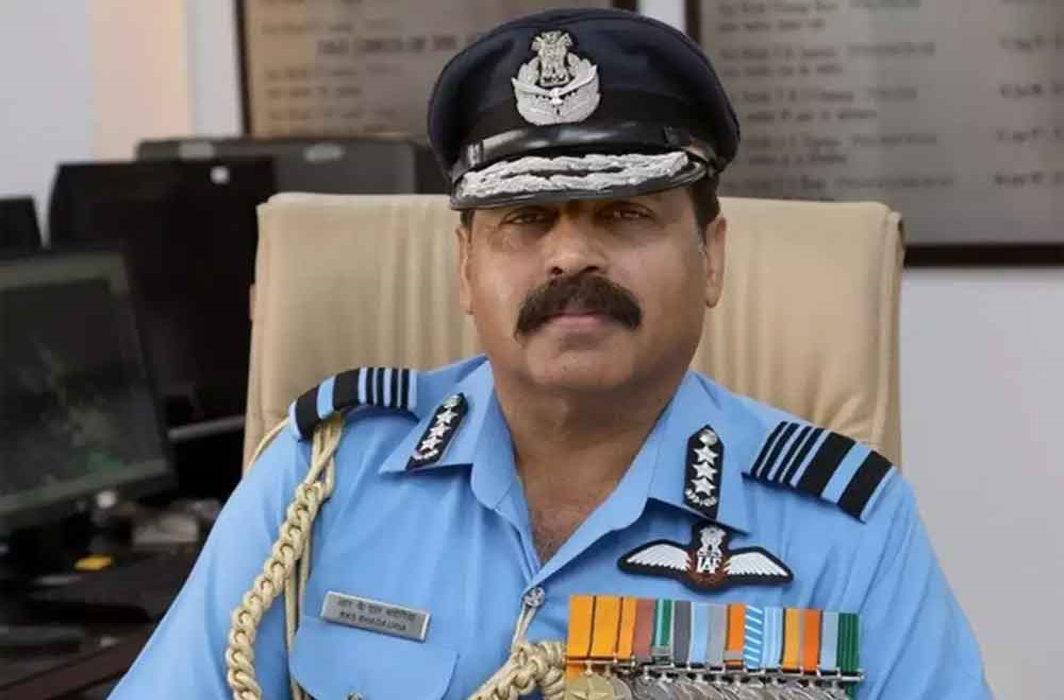 Rakesh Kumar Singh Bhadauria takes charge as new Indian Air Force chief