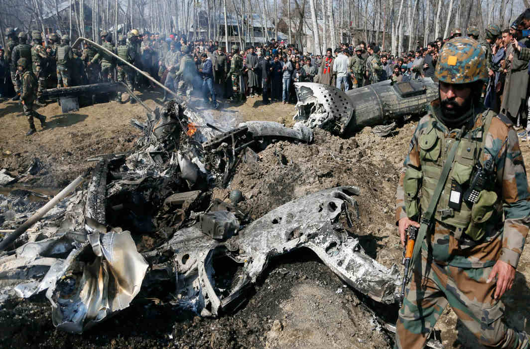 Big mistake to shoot down own Mi-17, action against two officers: IAF Chief Bhadauria
