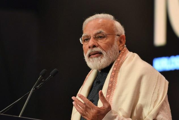 Prime Minster Narendra Modi