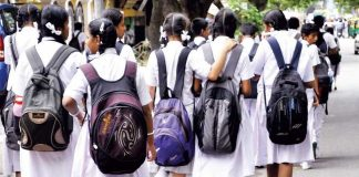 CBSE ban on carrying heavy bags by children