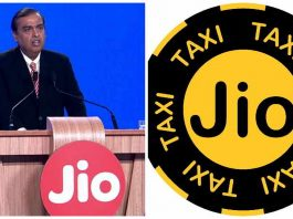 Mukesh Ambani in the preparation of the Jio Cab after Jio Sim