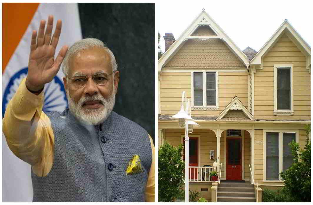 PM Modi announces bumper scheme for buying houses