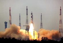 ISRO launch 104 satellite in space