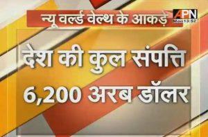 APN Grab of total property of India