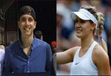 Eugenie Bouchard goes on date with fan after losing bet