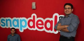 Snapdeal co-founders Kunal Bahl and Rohit Bansal