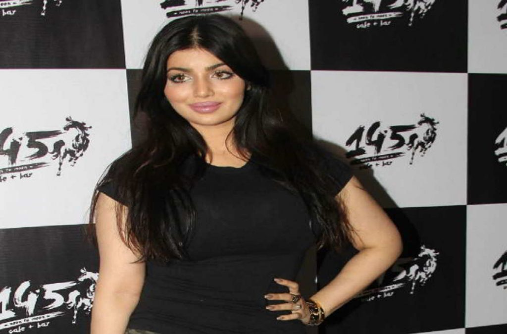 New Look of Wanted Girl's Ayesha Takia