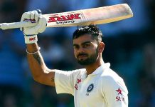 India declare first innings at 687