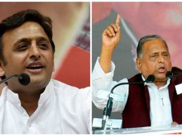 Akhilesh Yadav became the leader of the Legislature Party