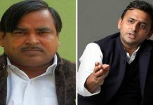 Akhilesh said against Gayatri, if the accused is then the police will take action