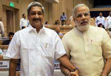 Manohar Parrikar proved in majority in Goa Assembly