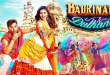Bumper opening of Badrinath Ki Dulhaniya at box office